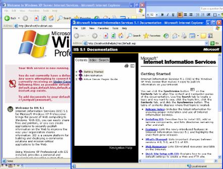 img101 Hướng dẫn cài đặt IIS trên Windows XP