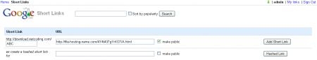 """Biến Google Short Links thành """"trợ thủ"""" cho việc quản lý link khi tham gia Paid To Upload"""