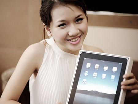 Tính năng cho iPad liên tục được cải tiến