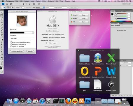 VietCoding MacOS X Desktop