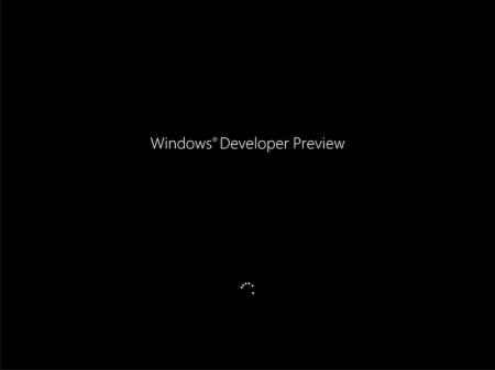 Cài đặt Windows 8 Developer Preview