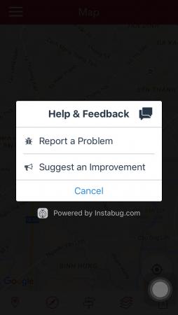 Report-Feedback-In-App